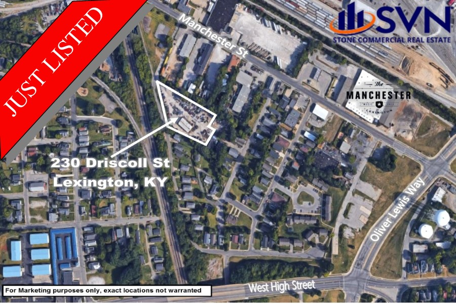 Just Listed: 230 Driscoll St