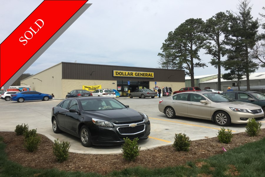 Sold: Dollar General in Monticello, KY