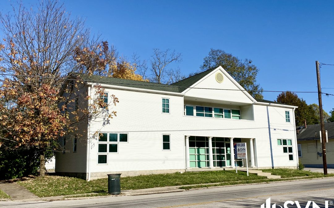 1st Floor Office in Chevy Chase with Onsite Parking