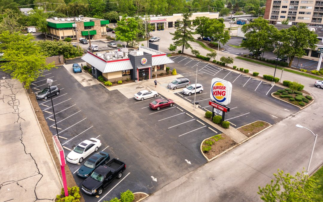 High Traffic, High Visibility Retail Location Available on Nicholasville Road in Lexington