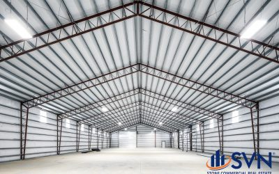 Newly Constructed 10,725 SF Industrial Facility For Lease