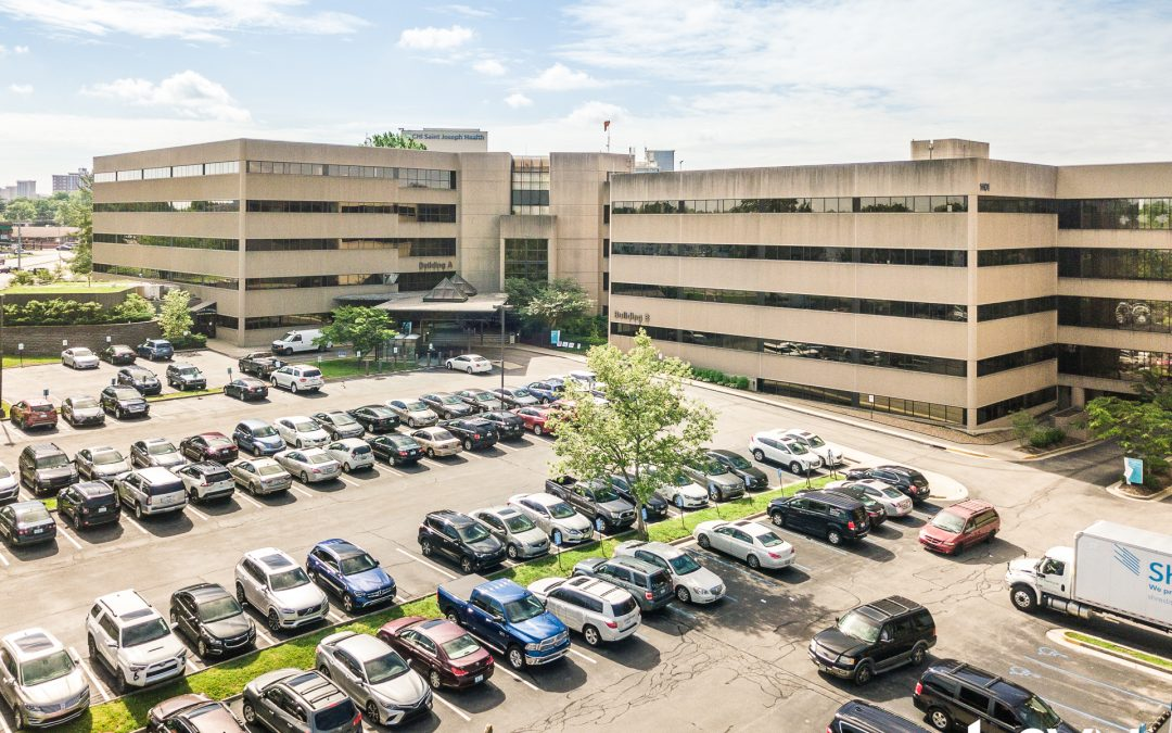 High-End Harrodsburg Rd Medical Office Space