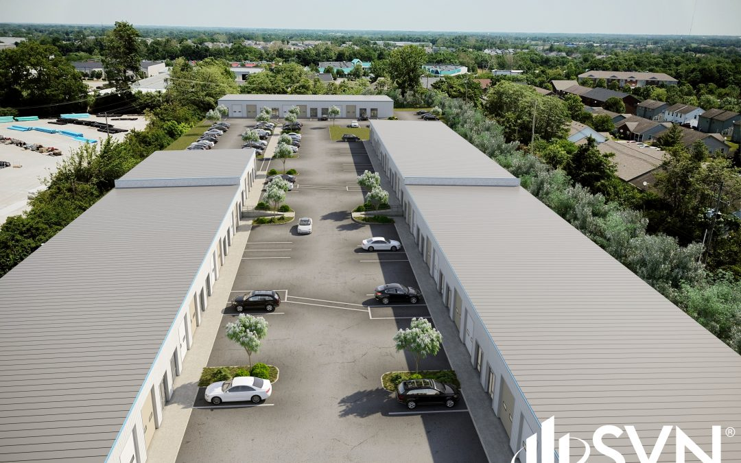 Liberty Center 51,350 SF of Industrial Flex Available For Lease
