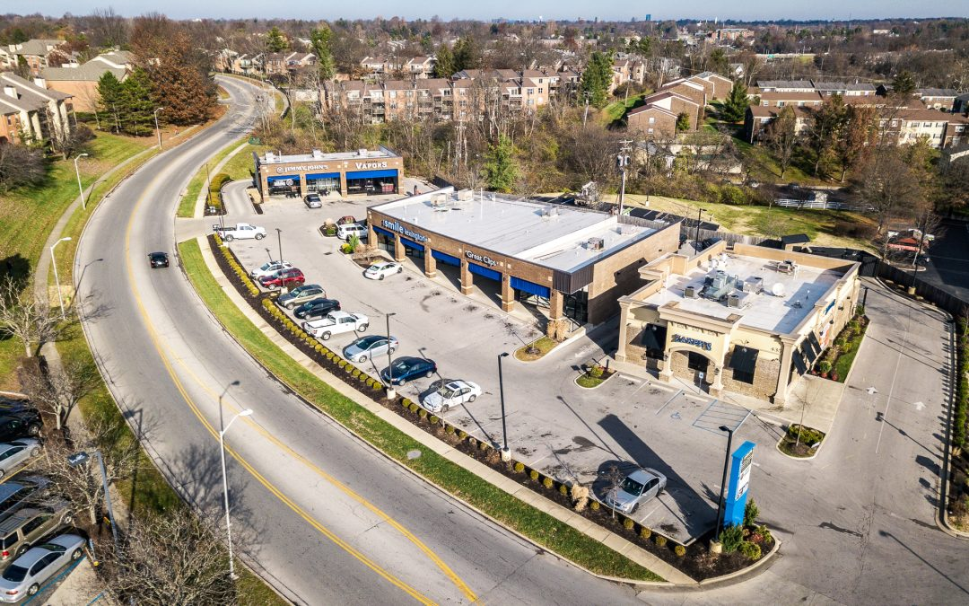 FULLY LEASED RETAIL CENTER Redding Centre at Tates Creek Rd
