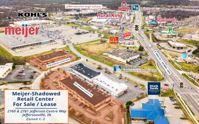 JUST LISTED: VALUE-ADD MEIJER SHADOW-ANCHORED RETAIL CENTERS