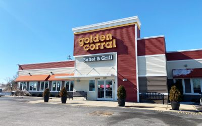 Golden Corral Redevelopment Opportunity | 1006 Amberly Way Richmond, KY
