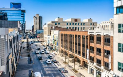 JUST LISTED: 155 E Main St Lexington, KY | Downtown Office For Lease