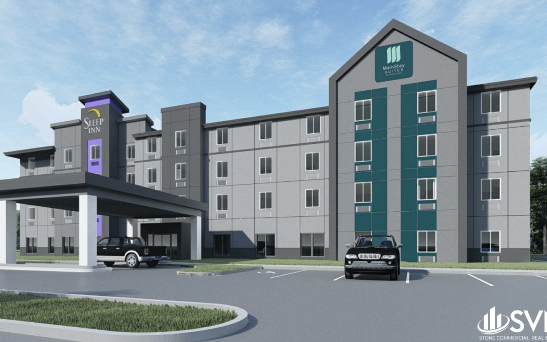 JUST LISTED: Brand New Sleep Inn – Mainstay in Georgetown, KY