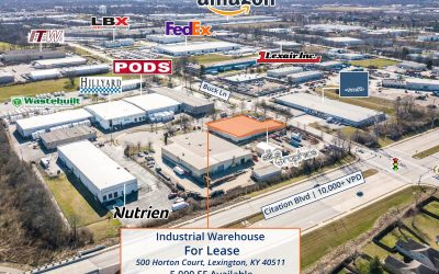 Lexington Industrial Warehouse Space For Lease