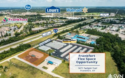 JUST LISTED – 1671 Twilight Trail – Frankfort Flex Space Opportunity