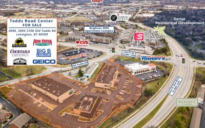 JUST LISTED: High Traffic Retail Investment Center with Upside Potential