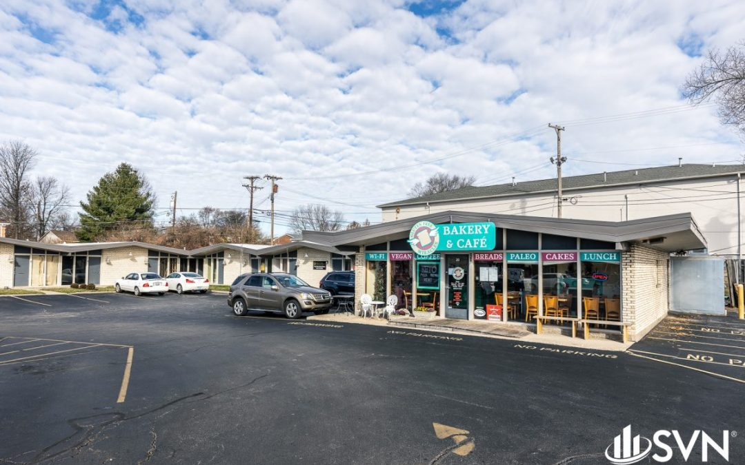 NEW FOR LEASE – 2,100 SF of B-1 Space Just Off Nicholasville Rd