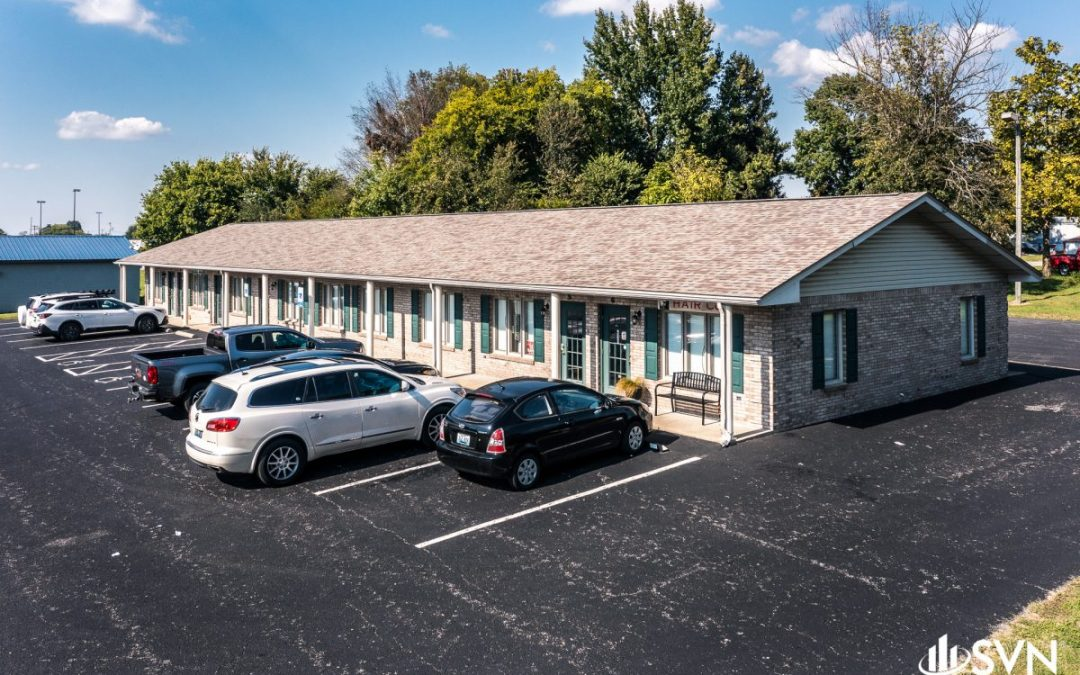 JUST LISTED – Lebanon, KY Shopping Center For Sale